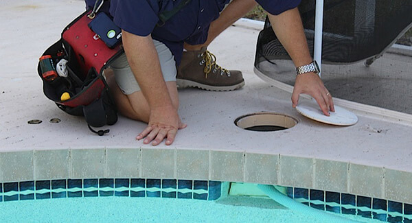 Pool Inspections Family Image